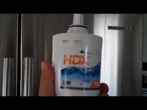 whirlpool fridge ice maker hook up
