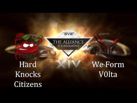 ATXIV  Hard Knocks Citizens vs We Form V0lta