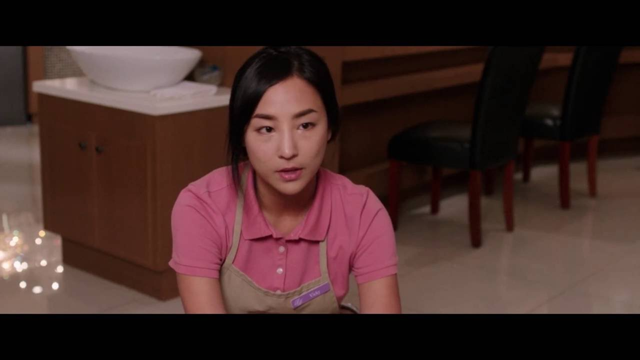 Sisters (2015) - Nail Salon - Funny Scene - YouTube