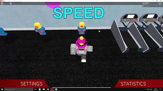RO-BOXING [FREE!] UNPATCHABLE AUTO TRAINER SPEED/STRENGTH/FITNESS [2018 EASY] ROBLOX
