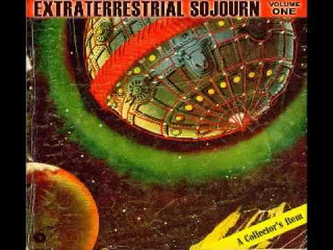 Various - Extraterrestrial Sojourn Vol.1 - 60's Garage Rock R&B Psychedelic Music Collection Bands