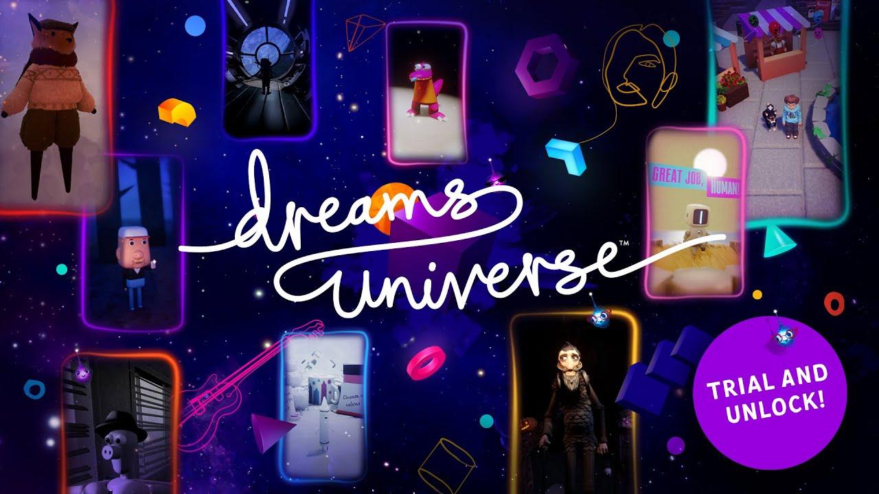 PS4《Dreams Universe》立即下載體驗版