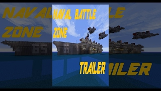 Naval Battle Zone: TRAILER