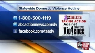Positively Tampa Bay: October 1st National DV Awareness Month