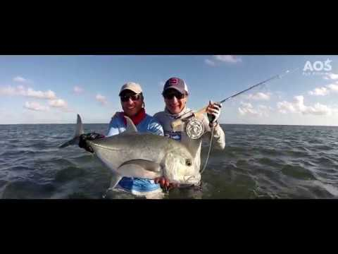 Farquhar Atoll - Seychelles - Fliegenfischen - Fly Fishing - Giant Trevally