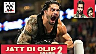 Jatt Di Clip 2 - Roman Reigns Funny Punjabi Video --WWE--.mp4
