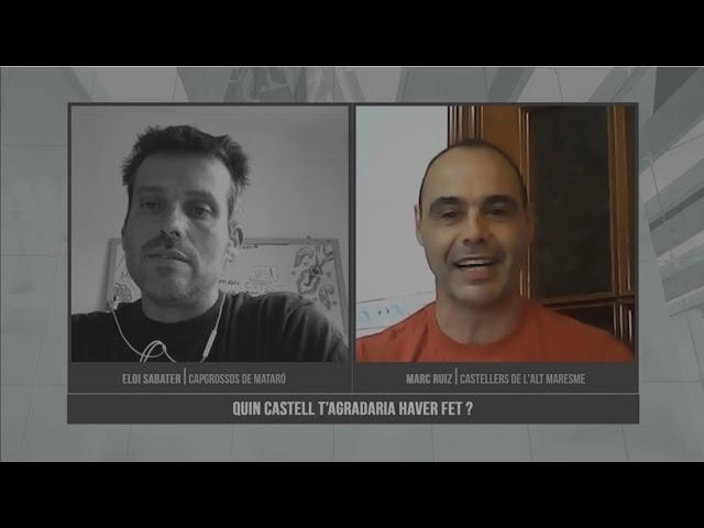 Cara a Cara amb Marc Ruiz - Dosos Amunt 18/07/2021