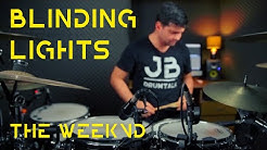 Blinding Lights - The Weekend (MukkuBhai DnB Remix) - Drum Cover