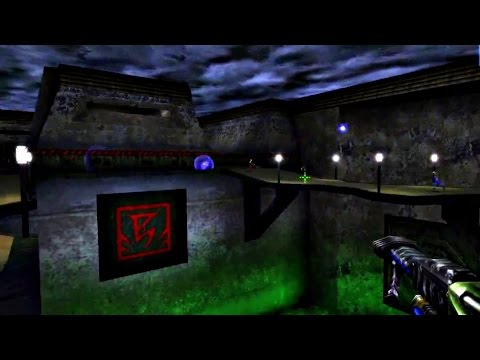Unreal Tournament 1999 - Hydro Bases (Singleplayer Session)