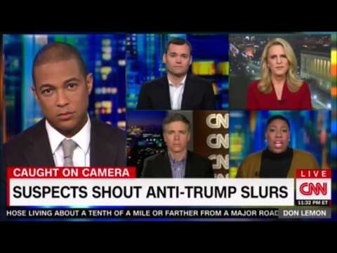 Don Lemon Symon Sanders Try spin the kidnapping and torture of white disabled male