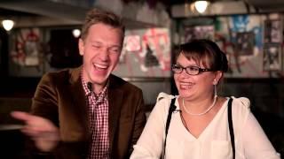 Хома&Фома - смешное видео о том, как мы снимали ролик приглашение