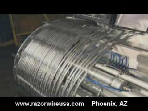 Razor Wire: Made in USA - YouTube