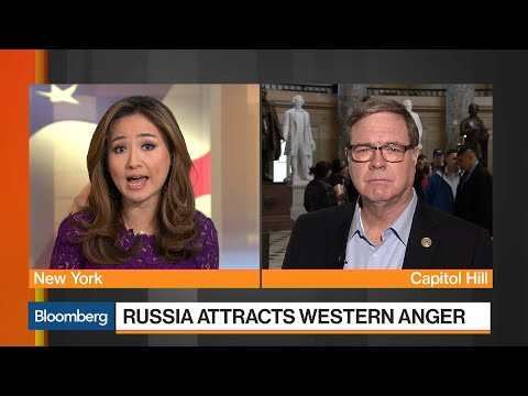 U.S. Action on Russia Meddling 'Sanctions-Light,' Rep. Heck Says