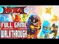 LEGO NINJAGO MOVIE VIDEOGAME Gameplay Walkthrough Part 1 Full Game No Commentary