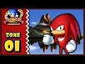 Let's Play Sonic 3 & Knuckles - Knuckles Storyline - Part 1 - Angel Island Zone