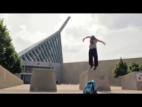 Epic Urban Freerunning and Parkour