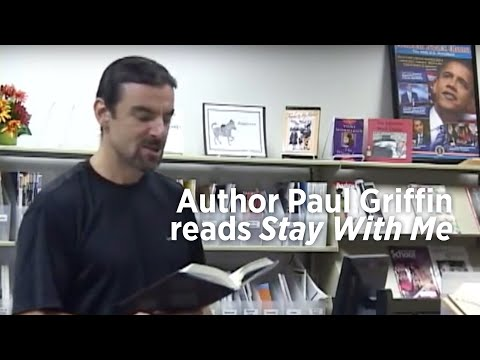 Author Paul Griffin Visits Yeatman-Liddell Middle School