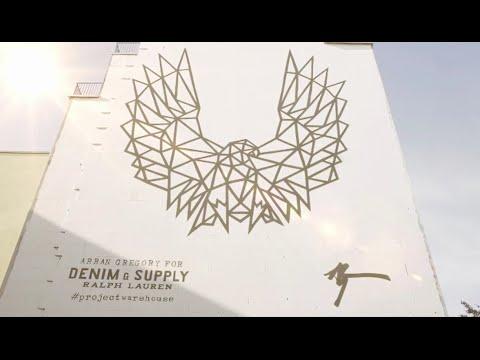 Arran Gregory for Denim & Supply Ralph Lauren Live in Berlin