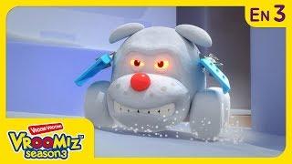 [Vroomiz] Season3 EP18 - Snowman Robot