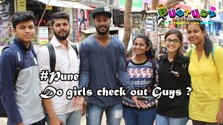 pune do girls check out guys