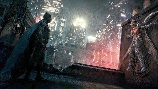 Бэтмен ПРОТИВ Парадемона. Лига справедливости