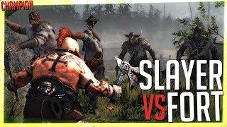 Slayer vs CHAMPION Fort Brachsenbrucke (Vermintide 2 Quickmatch)