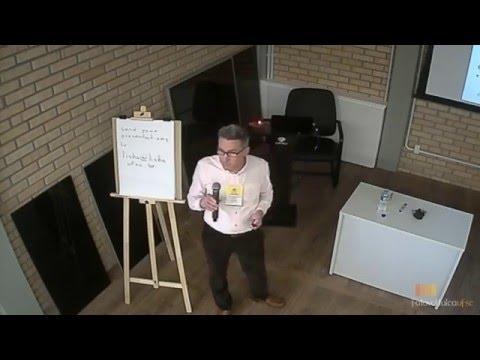 ComSE 2016 - Keynote #2 by John Halloran