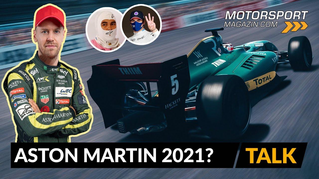 Was Spricht Für Vettel Bei Aston Martin Youtube
