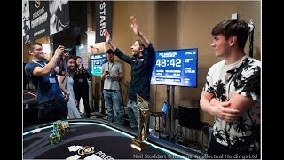 PokerStars Championship Barcelona Super High Roller Champion