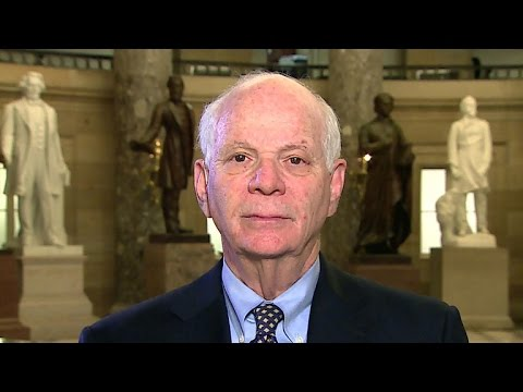 Sen. Ben Cardin interview on travel ban and oversight over Pres. Trump admin.