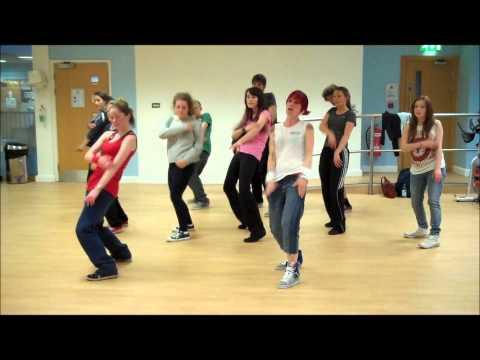 Represent Dance Company Isle of Man