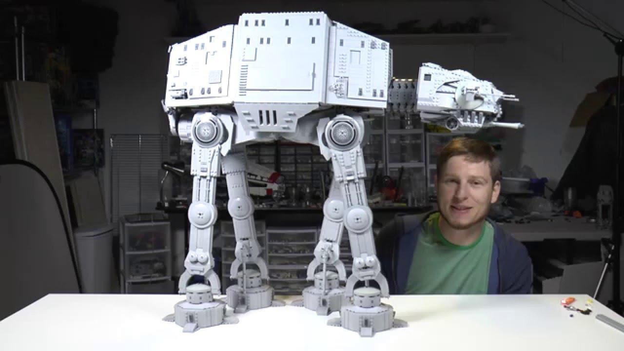 Big Lego Builds
