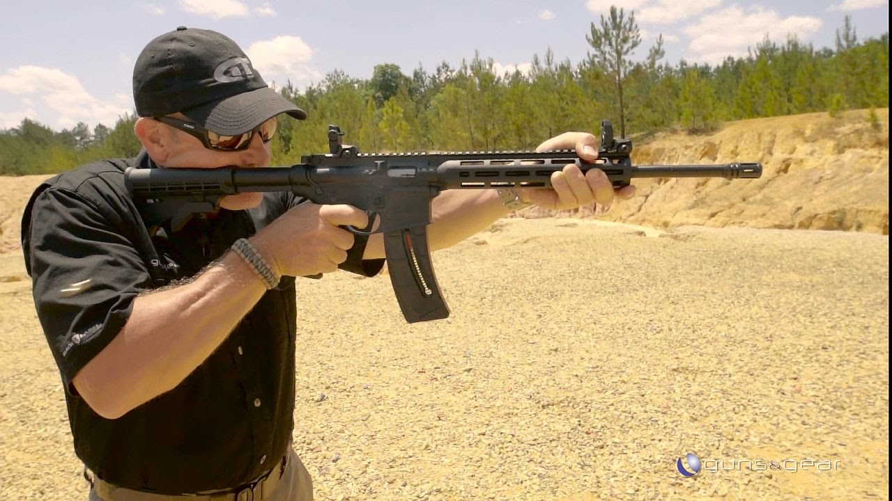 Smith & Wesson M&P 15-22 Sport - More Rifle for Less Money: Guns & Gear|S8  E5