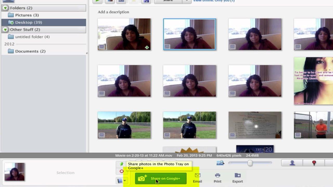 Google Picasa Web