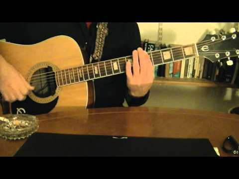Solid air (John Martyn cover) short version.