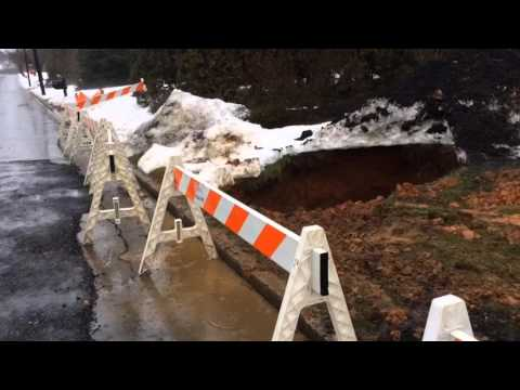 Palmer Township Sinkholes