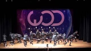 DM Nation | 1st Place | World of Dance Boston 2015 | #WODBOS15