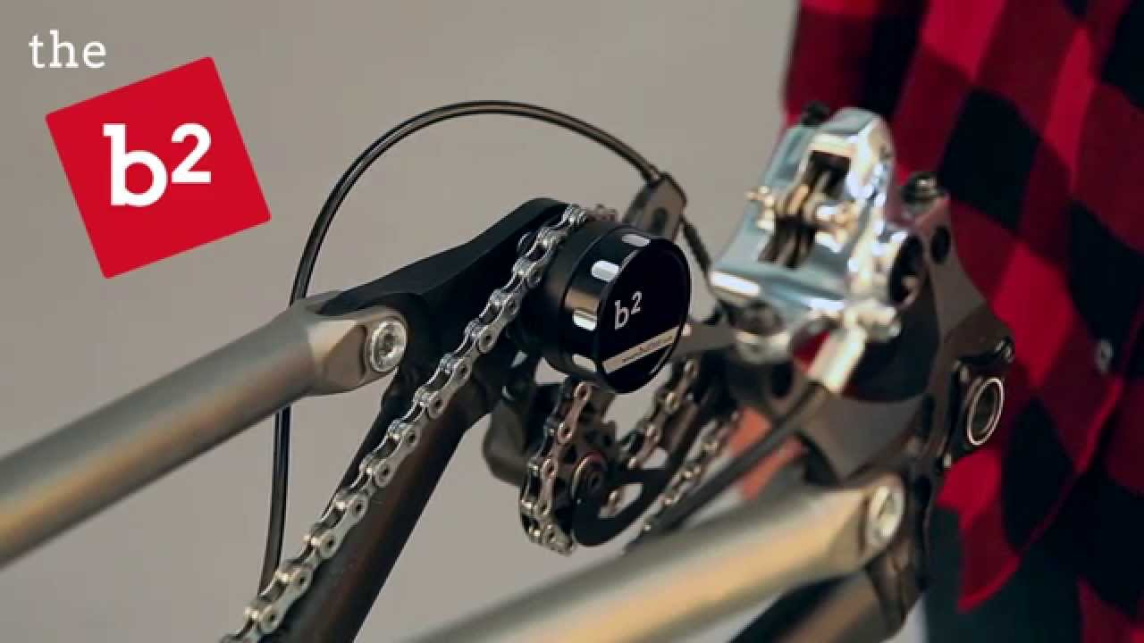 Types Of Bicycles >> butter b2 chain keeper - YouTube