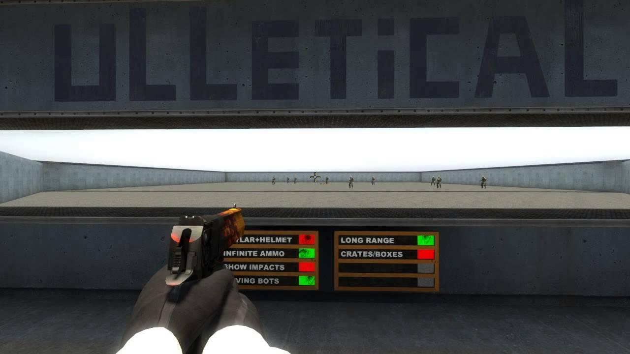 CS:GO | Aim Botz - Training Map