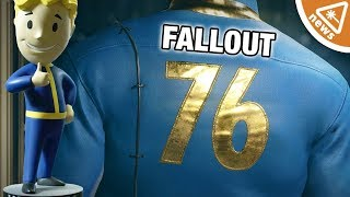 Why the First Look at Fallout 76 Reveals More Than You Think! (Nerdist News w/ Hector Navarro)