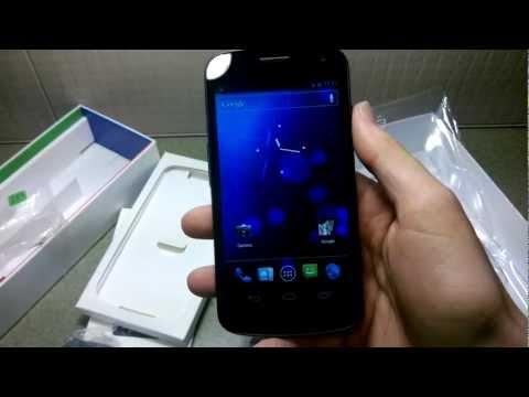 Sprint Samsung Galaxy Nexus LTE Unboxing!!!
