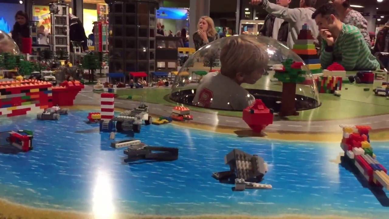 Lego world 2016 jaarbeurs utrecht nederland youtube for Jaarbeurs utrecht 2016