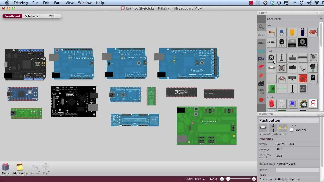 Fritzing Killer Tips Episode 4 -- Is Fritzing for Arduino only?