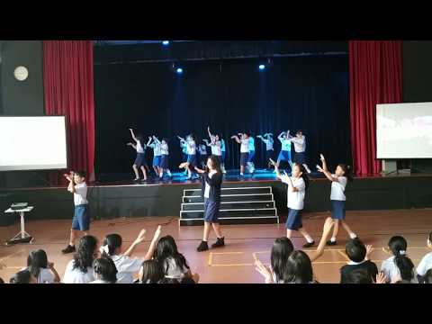 Janger Persahabatan By Ariel Noah Ft Dea Dance Practice