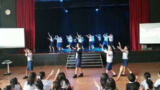 Gambar cover Janger Persahabatan By Ariel Noah ft Dea Dance Practice