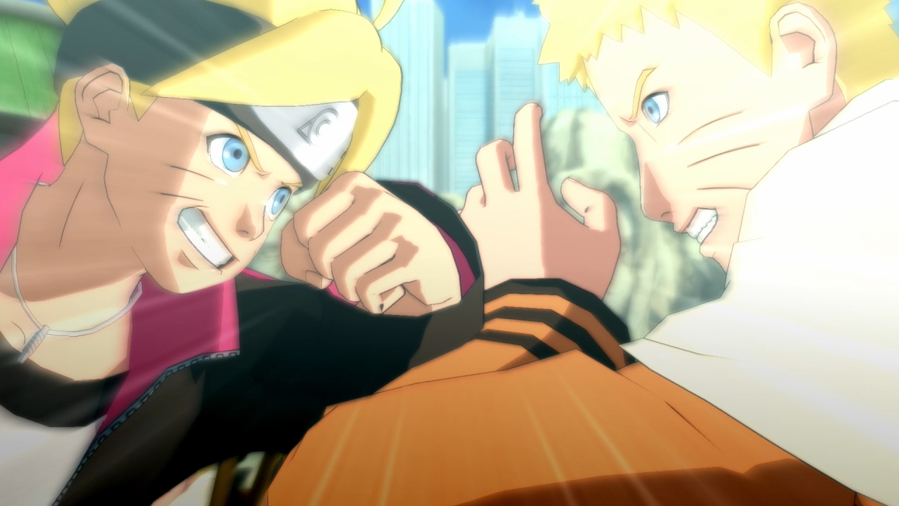 NUNS4 Road To Boruto - How To Unlock Boruto Vs Naruto Boss Fight