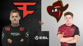 LIVE: FAZE CLAN vs RENEGADES GAMING Bo1 - Legends Stage - IEM Katowice 2019