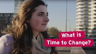 What is Time to Change?