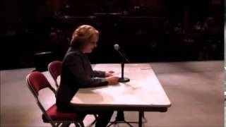 Common Core Clip Dr. Duke Pesta speech New York Testimony