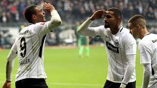 Video Gol Pertandingan Eintracht Frankfurt vs Schalke 04
